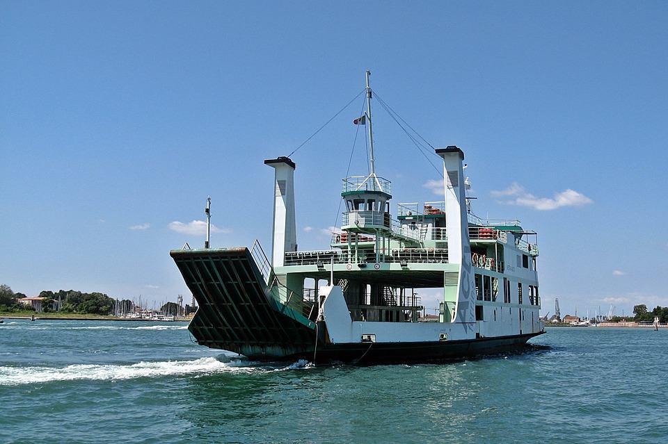 Lido di Jesolo Venise: ferry Actv