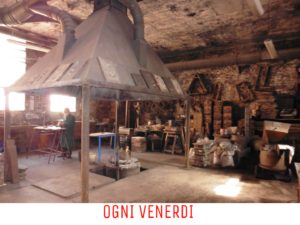 La fusion  du métal dans une fonderie d'art - VivoVenetia