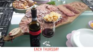 Cantina Vintinove: apéritif et dégustation de vins tous les jeudis!