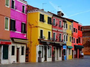 Murano Burano excursion demi-journée