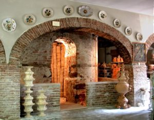 Faïence de Bassano : visite du musée de la céramique à Nove