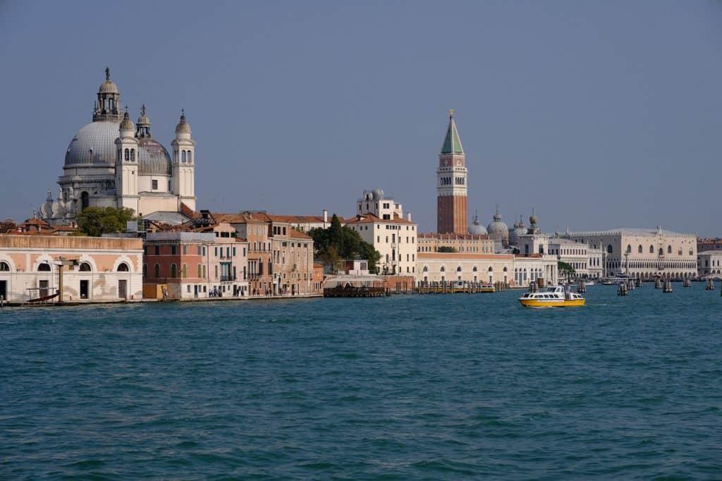 Venise bateau: de P.le Roma à S.Marco
