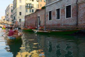 Cours de Voga alla Veneta : découvrez Venise autrement !