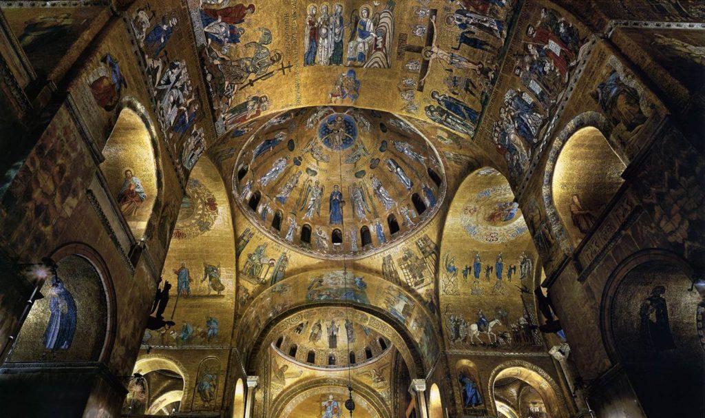 Visite guidee de la Basilique de San Marco