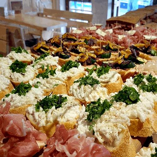 Venise Que faire: un itinéraire gastronomique