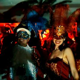 diner spectacle carnaval venise
