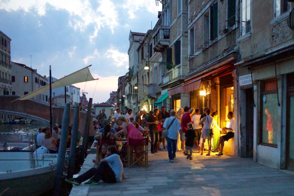 Trois jours à Venise