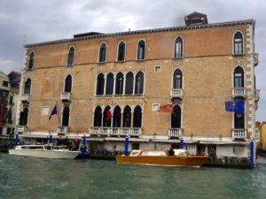 Gritti Palace Hotel: luxus auf dem Canal Grande in Venedig