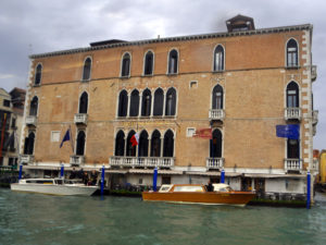 Отель Венеции Гритти Палас