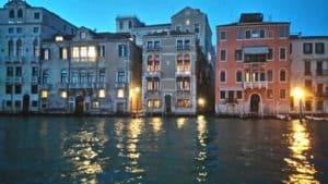 promenade en gondole à Venise en amoureux