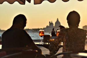 Venise en amoureux - diner romantique