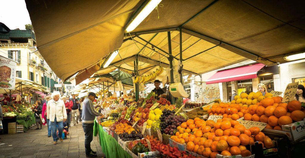 mercato venezia