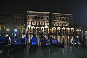 Que faire à Venise le soir gondole
