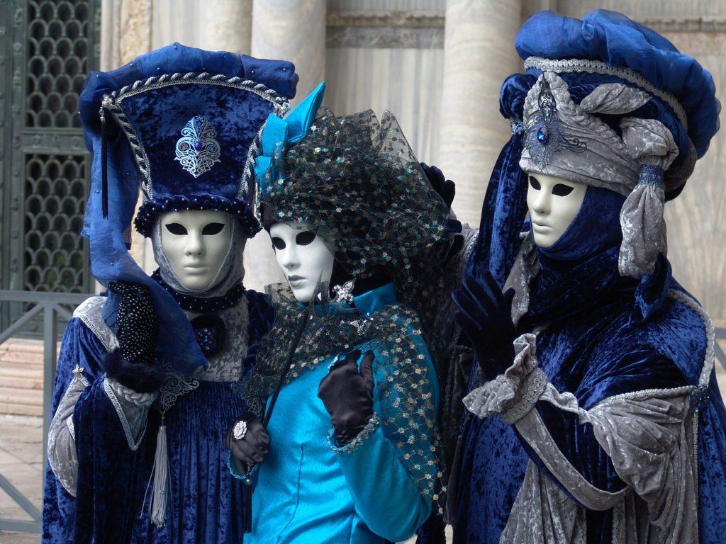 histoire carnaval venise
