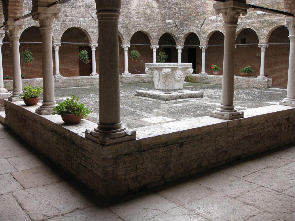 San Francesco del Deserto Venise