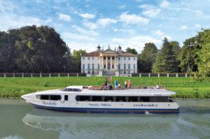 padoue venise en bateau - croisière riviera del brenta