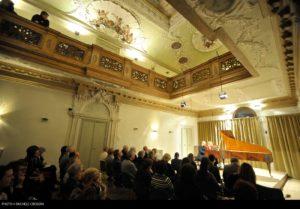 Concert musique Venise San Vidal