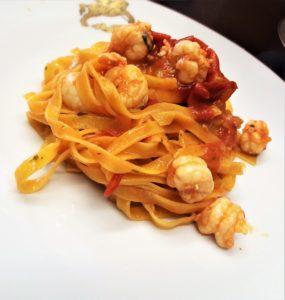 premier plat reveille Venise