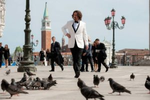 Johnny Depp à Venise - the tourist