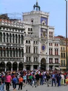 Tour de l'horloge - Venise avec vivovenetia