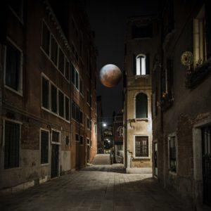 Nuit Venise ruelle Ghost Tour