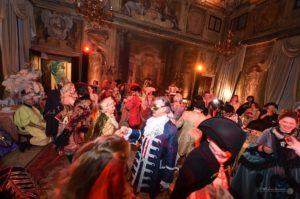 Bal masqué Soirée classique Carnaval de Venise