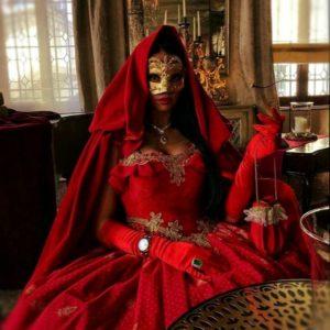 costume soirée classique Carnaval de Venise