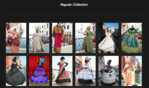 location costume venise - regular