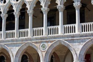 colonnes palais des doges