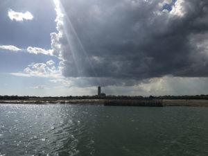 Lagune de Venise en bateau Torcello Burano Vivovenetia