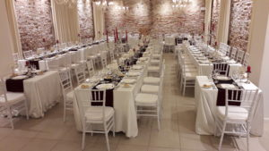 Repas Réveillon Nouvel An à Venise dans un palais vénitien