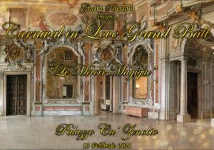 festa in maschera carnevale venezia