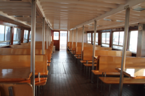 interno barca redentore venezia vivovenetia