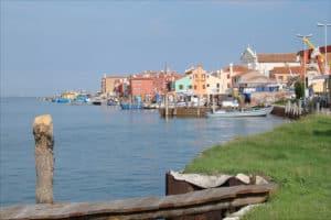 Lagune de Venise en bateau- Iles de la lagune - Vivovenetia