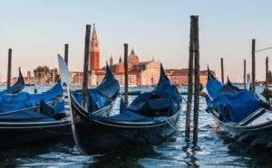 gondole à Venise - Tour 30 minutes