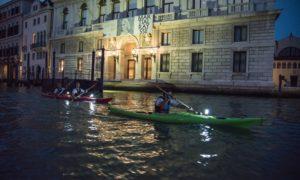 Venise-Kayak-Nuit vivovenetia