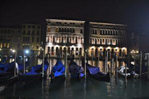 Venise la nuit Vivovenetia