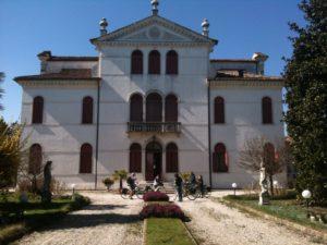Vigonovo, Villa Sagredo in Riviera del Brenta
