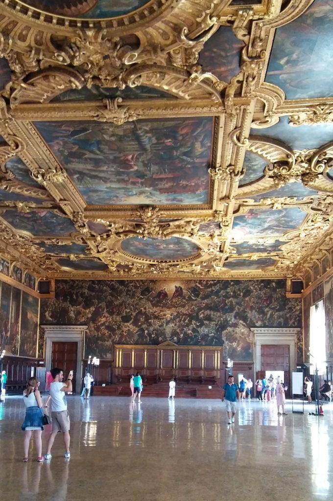 Visitare Venezia in un giorno. Palazzo Ducale