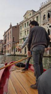 Corsi di voga alla veneta a Venezia