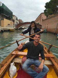 Corsi di voga a Venezia