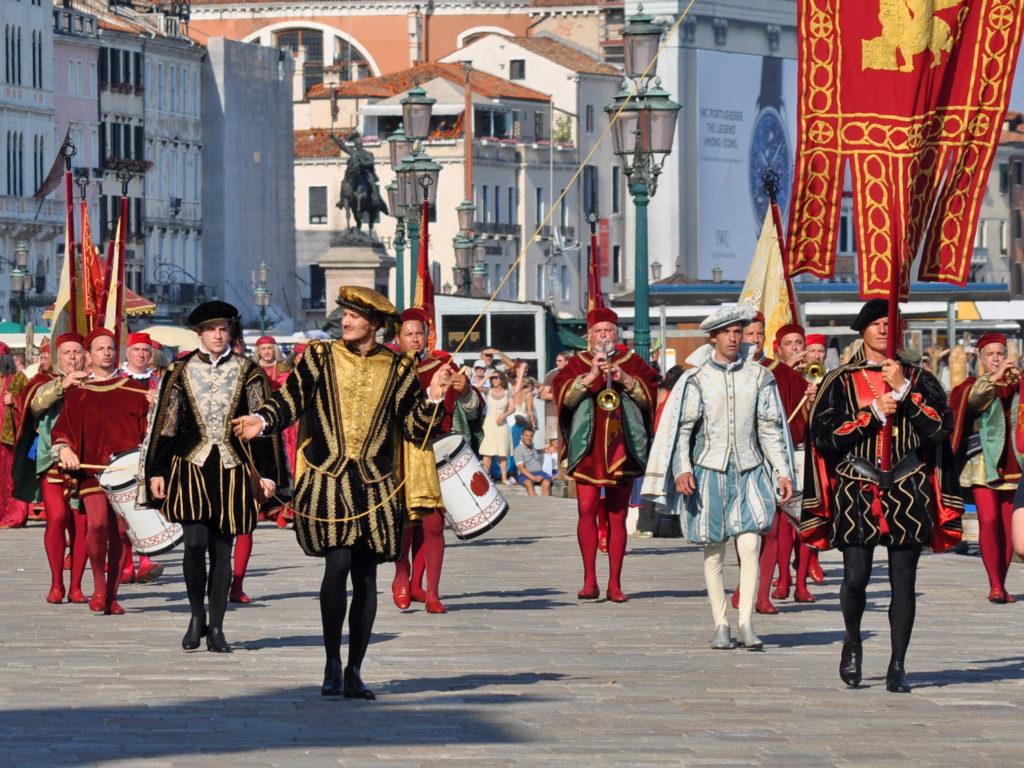 Venezia Eventi. Festa 4 repubbliche marinare