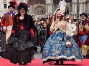 comment se déroule carnaval de venise 2021 - programme