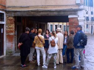 Tour Venise a pied