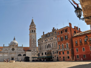 Visita guidata a Venezia. Campo di Santa Maria Formosa