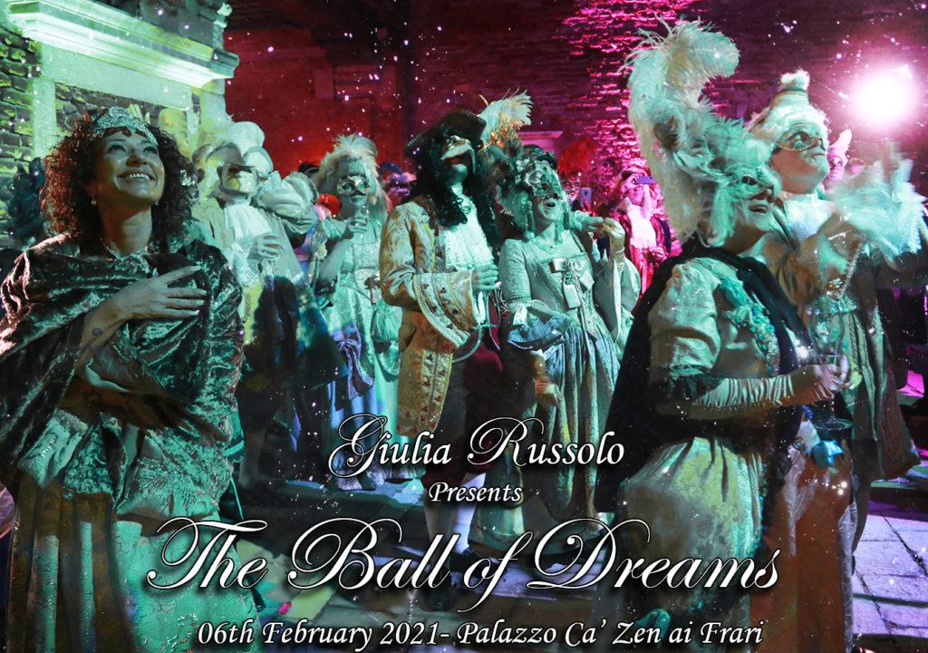 Ball of dreams Venice