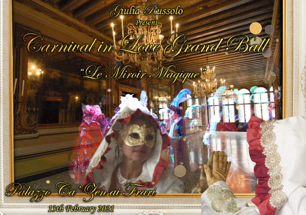 Bal Venise Carnival in Love