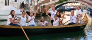excursion dans la lagune de Venise en bateau