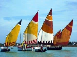 bateau Venise événements spéciaux lagune de Venise