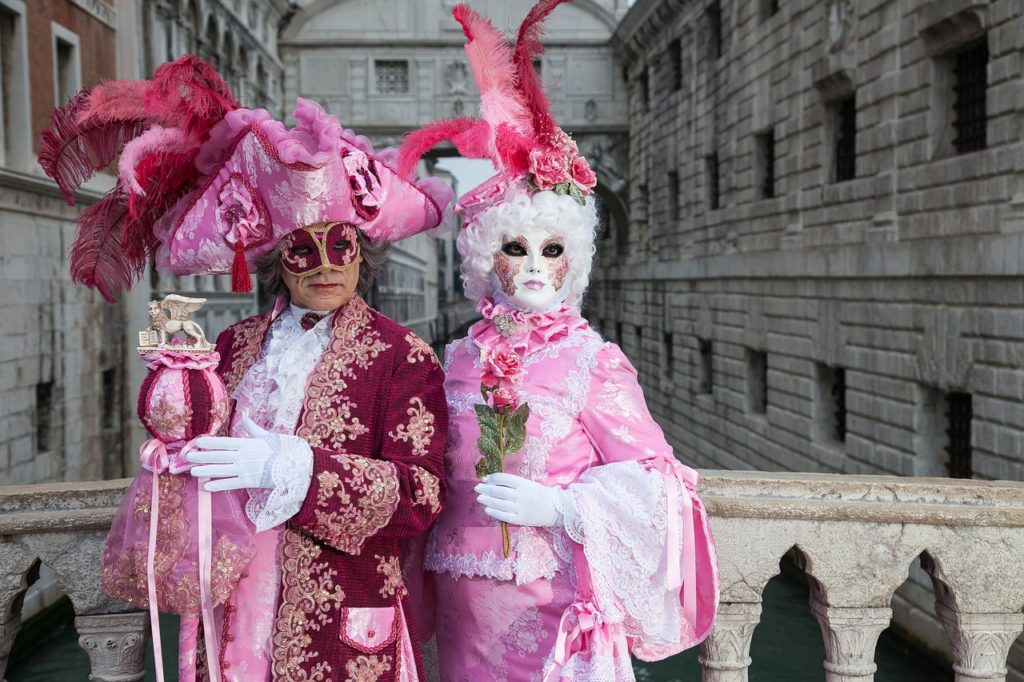 carnaval venise 2020